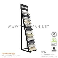 Quality Granite and Quartz Stone Tile Sample Display Stand for sale