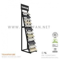 Buy cheap Granite and Quartz Stone Tile Sample Display Stand from wholesalers