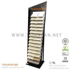 Buy cheap Technistone Display Rack for Quartz Surface and Granite Sample from wholesalers