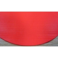0.4mm Waterproof Flexible Vinyl Fabric for Safety Flags