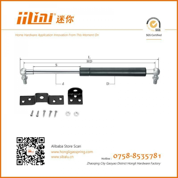 Buy cheap High Standard Gas Spring:X4 from wholesalers