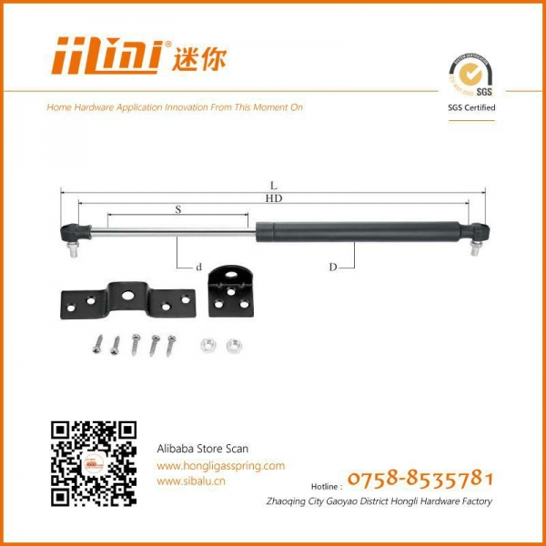 Buy cheap High Standard Gas Spring:X2 from wholesalers