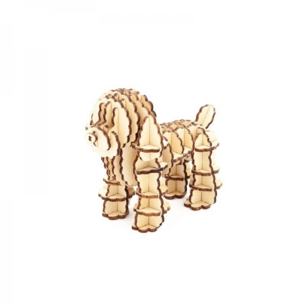 Buy cheap Poodle 3D Puzzle from wholesalers