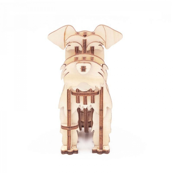 Buy cheap Schnauzer 3D Puzzle from wholesalers