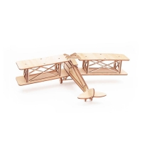 Buy cheap GK-Wood Plane 3D Puzzle product