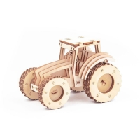 Buy cheap GK-Wood Tractor 3D Puzzle from wholesalers