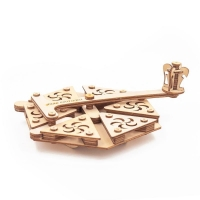 Buy cheap GK-Wood Trammel of Archimedes 3D Puzzle product