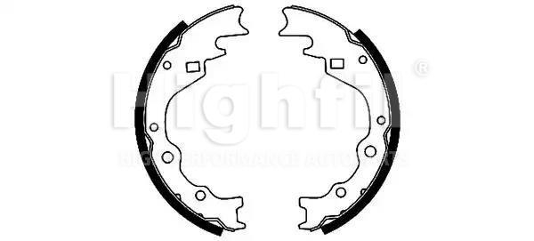 Buy cheap Brake system 58350-4EA00 from wholesalers