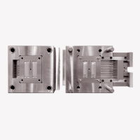 Buy cheap Plastic mold customized from wholesalers