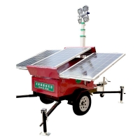Buy cheap solar light tower product