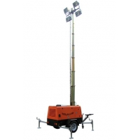Buy cheap Trolley mobile light tower product