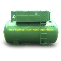 Buy cheap Industrial Biological System Industrial Package Mbr Wastewater Treatment Plant from wholesalers