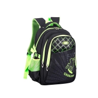 Buy cheap Chunlong Brand Fashion and Safe Multi-pocket Book Bag for Youngth 6366 product
