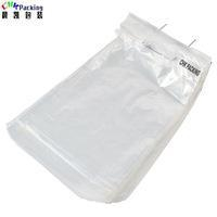 Buy cheap Qingdao CHK Packing plastic wicket bag for bread/ printed bread wicket bag product