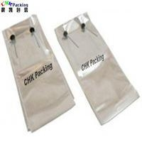 Buy cheap China wicket bread package bag/LLDPE plastic bread wicket bag/ bread wicket transparent bag product