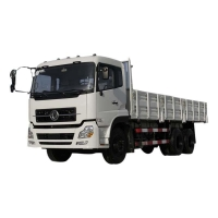 Buy cheap Dongfeng KingLand DFL1250 6x4 Heavy-Duty Cargo Truck product