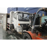 Buy cheap Dongfeng 4x2 10T Light Duty Dump Truck EQ3146TL from wholesalers