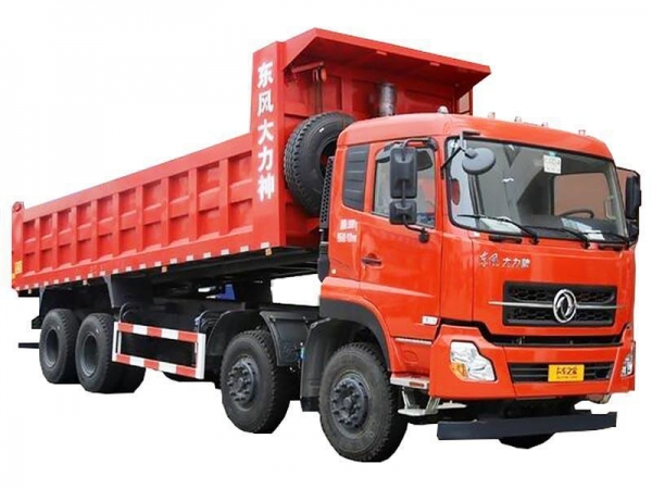 Quality Dongfeng T-LIFT DFL3310 8x4 Heavy Duty Mining Dump Truck for sale