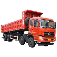 Buy cheap Dongfeng T-LIFT DFL3310 8x4 Heavy Duty Mining Dump Truck from wholesalers