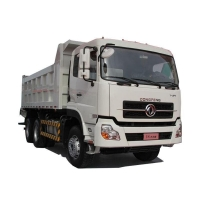 Buy cheap Dongfeng T-LIFT DFL3258 6x4 Heavy Duty Mining Dump Truck from wholesalers