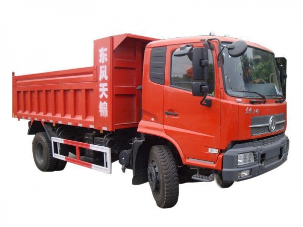 Quality Dongfeng Kingrun DFL3210 4x2 Mid- duty Mining Dump Truck for sale