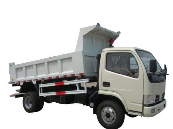 Quality Dongfeng 4x2 10T Light Duty Dump Truck for sale