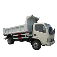 Buy cheap Dongfeng 4x2 10T Light Duty Dump Truck from wholesalers