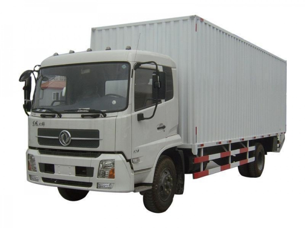 Buy cheap Dongfeng KingLand EQ1080 4X2 Van-Type Cargo Truck from wholesalers