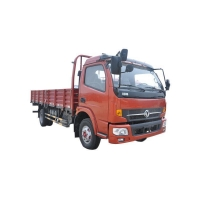 Buy cheap Dongfeng Captain 4x2 5-8T Light Cargo Truck from wholesalers