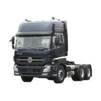 Buy cheap Dongfeng DFL4251 6x4 Heavy Duty Tractor Truck from wholesalers