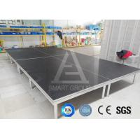 Buy cheap Cheap Aluminum Portable Stage from wholesalers