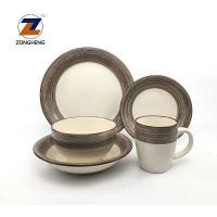 Buy cheap Modern hand painted Tableware set from wholesalers