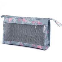 Buy cheap Hot Sale Polyester Net Mesh Cosmetic Bag from wholesalers