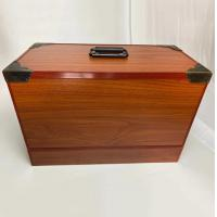 Buy cheap Universal Hard Carrying Case Impact Resistant Wooden For Sewing Machine from wholesalers