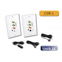 China In-Wall Component Video CAT5 Extender with IR Kits on sale
