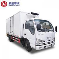 Buy cheap Japanese brand refrigerator van delivery truck for sale from wholesalers