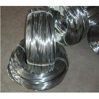 Buy cheap Hot dipped galvanized wire and Electro galvanized wire product