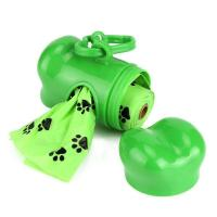 Buy cheap Hot sale scented degradable plastic dog poop bag from wholesalers