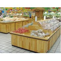 Buy cheap Bread & Vegetable & Dried foods shelf——Wooden foods shelf Tool cabinets product