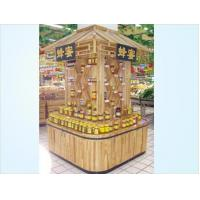 Buy cheap Bread & Vegetable & Dried foods shelf——Wooden honey shelf Tool cabinets product
