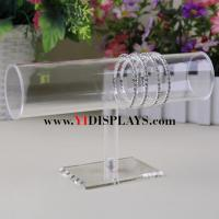 Buy cheap Jewelry stand acrylic bracelet holder displays from wholesalers