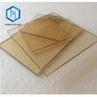 Buy cheap Microcrystalline 4mm Clear Heat Resist Ceramics glass for fireplaces from wholesalers