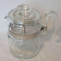 Buy cheap Pyrex Glass Coffee Pot from wholesalers