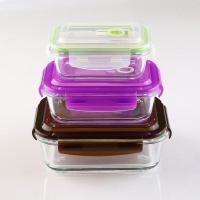 Buy cheap Glass Lunch Storage Container With Lid from wholesalers