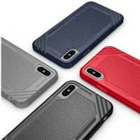 Buy cheap Armor Shockproof Case Back Cover For iPhone X from wholesalers