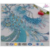 Buy cheap New Design Embroidey Lace Dress Fabric from wholesalers