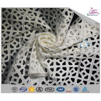 Buy cheap African Cotton Voile White Lace Fabric from wholesalers