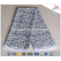 New Fashion Top Embroidered Mesh Fabric