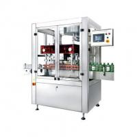 Buy cheap Fully Automatic Inline Cap Tightening Machine from wholesalers