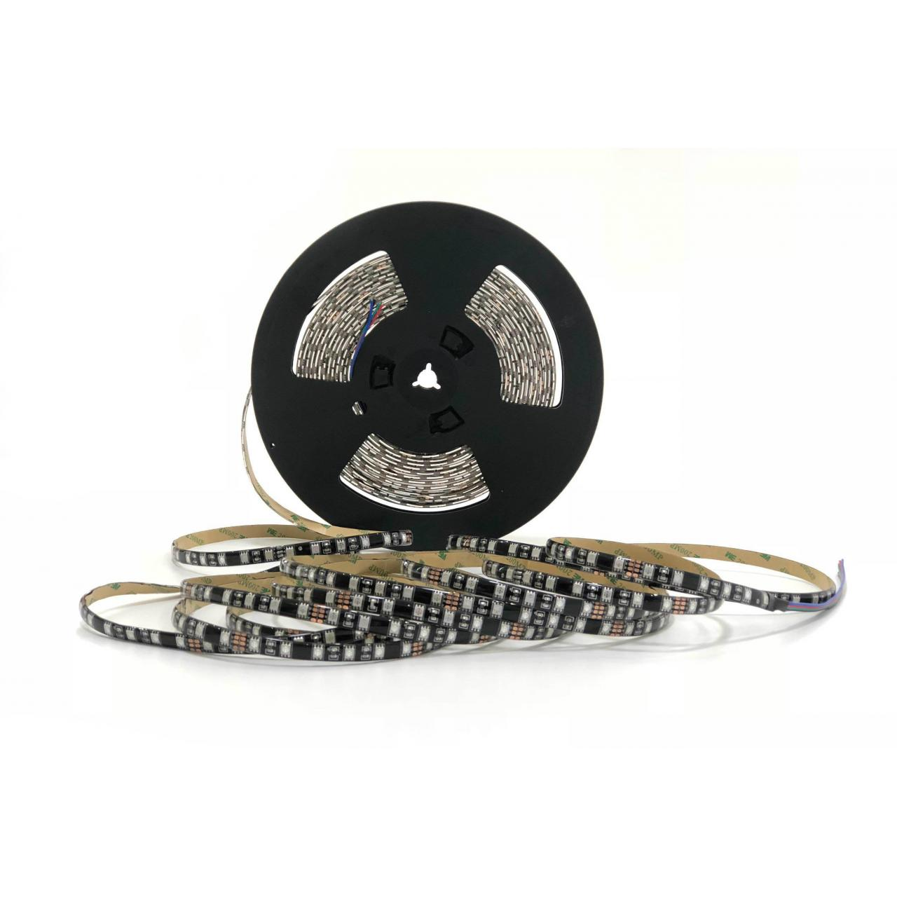 Buy cheap Customized Color Black PCB SMD5050 LED Flexible Strip Light from wholesalers